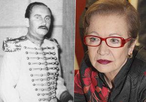 Hana Maciuchová přišla o tatínka.
