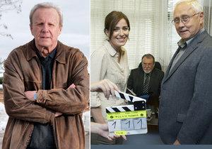 Režisér Soukup prozradil, že by rád natočil třetí řadu seriálu Policie Modrava.
