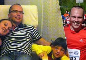 Jiří Holub prodělal ve 41 letech cévní mozkovou příhodu a jeho život se obrátil naruby.