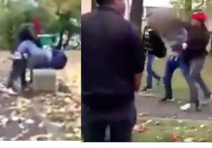Brutální útok na dva školáky se odehrál v Lounech. Útočníkovi je teprve 14 let!