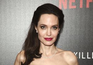 Angelina Jolie má prý nového chlapa!