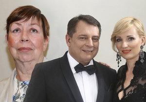 Zuzana Paroubková o návratu k exmanželovi: Chci, abychom byli jedna velká rodina!