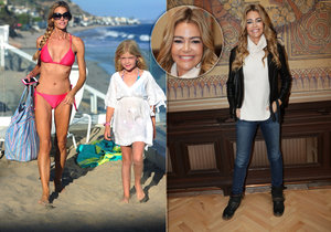 Bond Girl Denise Richards v Praze!