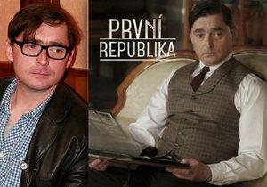 Herci Jiřímu Vyorálkovi se narodil syn!