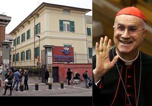 Ředitel vatikánské nemocnice dostal podmínku: Za darované peníze přestavěl kardinálovi byt.