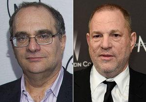 Ze sexuálního obtěžování je obviněn i bratr Harveyho Weinsteina Bob.