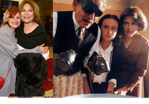 Vašáryová a Nováková se setkaly po 18 letech.