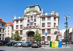 Pražský magistrát (ilustrační foto)