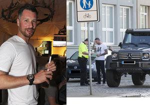 Moderátor Petr Vágner měl opletačky s policií! Kvůli autu za 6 milionů.
