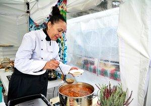 Na Salimě mohou lidé ochutnat speciality vyhlášených šéfkuchařů. Ilustrační foto.