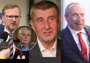 Miloš Zeman o výsledku ODS a Klausu ml.