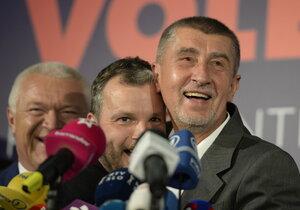 Bude mít podobný důvod k radosti Andrej Babiš i po komunálních volbách?