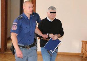 Ústavní soud potvrdil Eugeneovi (49) čtyři roky vězení.