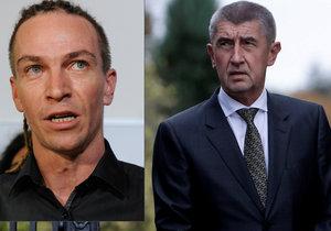 Šéf Pirátů Ivan Bartoš a předseda hnutí ANO Andrej Babiš si k sobě zatím nenašli cestu.
