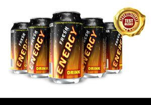 Testy energy drinků!