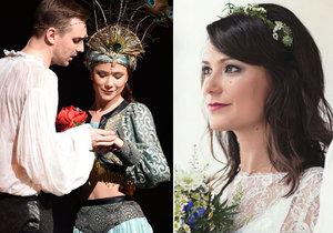 Ivana Korolová má měsíc po svatbě nového partnera.