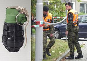 Za jakých okolností došlo k výbuchu ve vojenské budově ve Vyškově, se stále vyšetřuje.