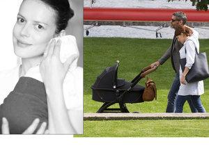 Andrea Kerestešová odtajnila, co bylo na jejím porodu špatně! Proč nemohla sníst svou placentu?