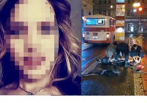 Policisté u Masaryčky srazili krásnou Míšu: Rodina i policie hledá svědky nehody