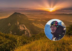 Fotograf Majo zachycuje přírodní krásy Slovenska.