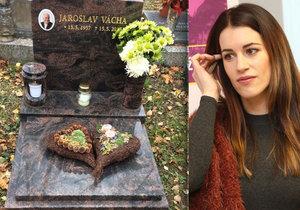 Lucie Křížková zavzpomínala na mrtvého tátu.
