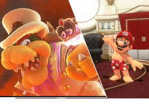 Super Mario Odyssey je jedna z nejlepších hopsaček všech dob. A možná dokonce ta nejlepší.