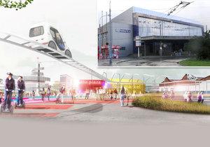 Muzeum MHD v Ostravě: Futuristická krása vedle hlavního nádraží, stavět se začne za dva roky