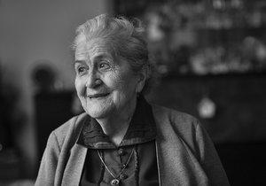 Jarmila Pláteníková: V lágru jsme stáli při sobě