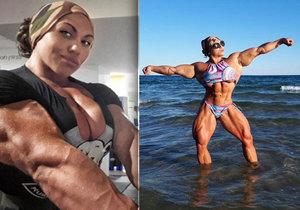 Natalia Kuzněcova (26).
