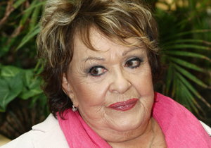 Jiřina Bohdalová v Alzheimer Home Zátiší