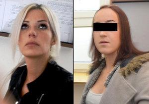 Agresivní modelka, která dívce (16) rozřezala tvář sklenicí, do vězení nechce: Radši bude platit! Hrozí jí až 12 let