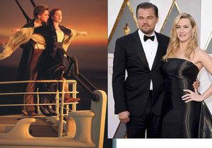 Titanic slaví dvacáté narozeniny.
