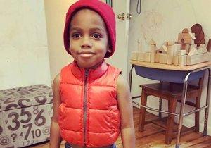 Elijah měl celý život před sebou, zabilo ho jídlo ve školce.