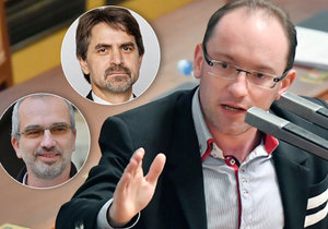 Poslanci Klán, Váňa i Uhlík budou v nové Sněmovně poslaneckými asistenty.