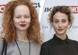 Anna Linhartová a Anna Fialová už spolu nebydlí.