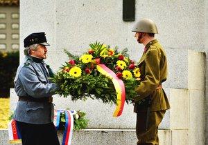 Žižkov oslaví konec Velké války. Pražané o víkendu uctí památku padlých vojáků