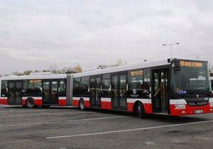 Kloubový autobus SOR NB 18