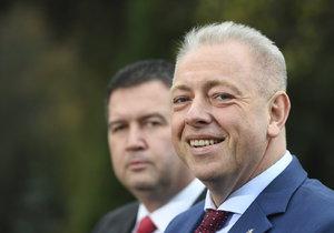 V ČSSD to vře: Chovanec vyzývá k odchodu z vlády, do vedení chce úspěšné