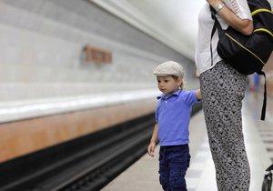 Žena chtěla matce násilím vytrhnout čtyřletého syna (ilustrační foto).