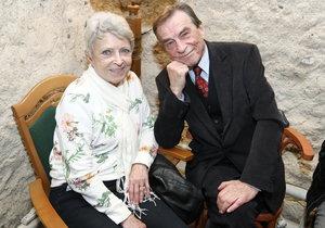 Jana Štěpánková si zahraje s Františkem Němcem ženu s Alzheimerem.