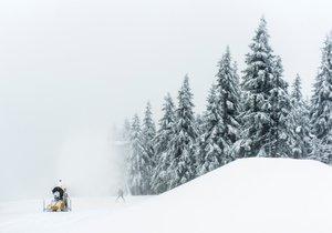 Lyžařské středisko SkiResort Černá hora - Pec