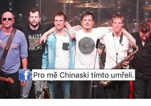 Znesváření Chinaski přijdou i o fanklub! Pro mě umřeli, říká jeho zakladatelka a ruší ho!