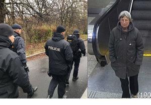 Pražská policie hledá seniorku Olgu (83).