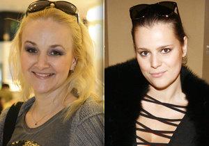 Linda Finková s Ornellou Koktovou se do sebe veřejně pustily.