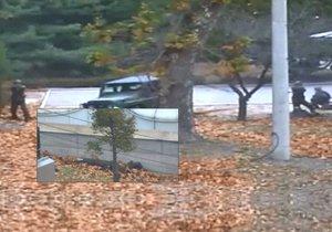 Dramatický útěk severokorejského vojáka: Kolegové na něj začali střílet