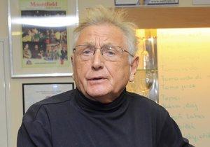Jiří Menzel - podstoupil operaci mozku
