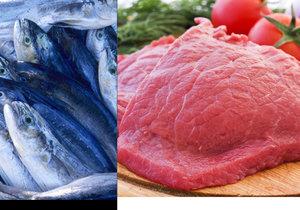"""Páchnoucí """"překvapení"""" v Sapě: Celníci našli nelegální sklad se zkaženými rybami a dalším masem"""