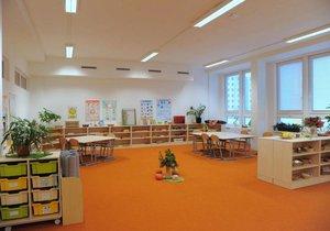 Základní škola Květnového vítězství II prošla kompletní rekonstrukcí.