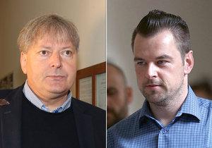 """""""Tajné"""" policejní cesty v případu Kramný se účastnil i lékař Igor Dvořáček."""