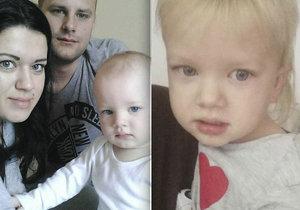Chlapeček přišel o život již ve třech letech kvůli chybě zdravotnického personálu.